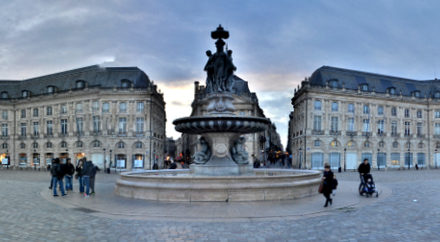Bordeaux, ville au cœur de la Gironde
