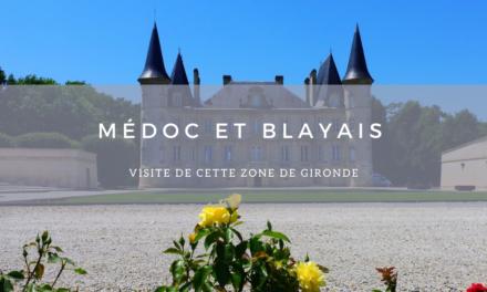 Médoc et Blayais : Visite de cette zone de Gironde