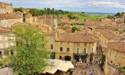 Saint-Emilion, cité médiévale de la Gironde