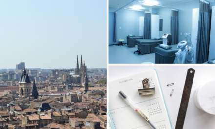 CHU de Bordeaux : déroulement du séjour