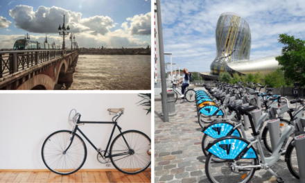 Vélo : Privilégiez le deux roues à Bordeaux !