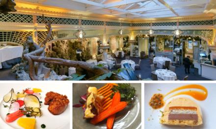 Restaurant gastronomique : Le Chapon Fin