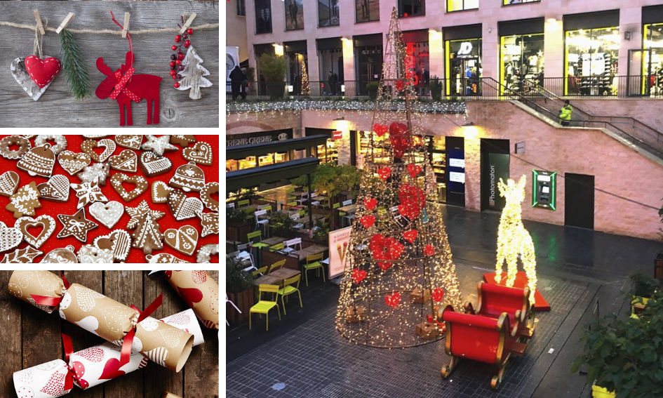 Promenade Sainte-Catherine : un avant-goût de Noël