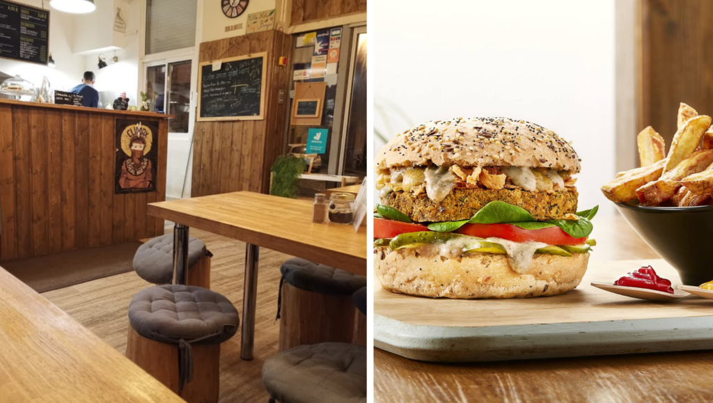 burger : notre top 10 à Bordeaux :wild note vegan burger