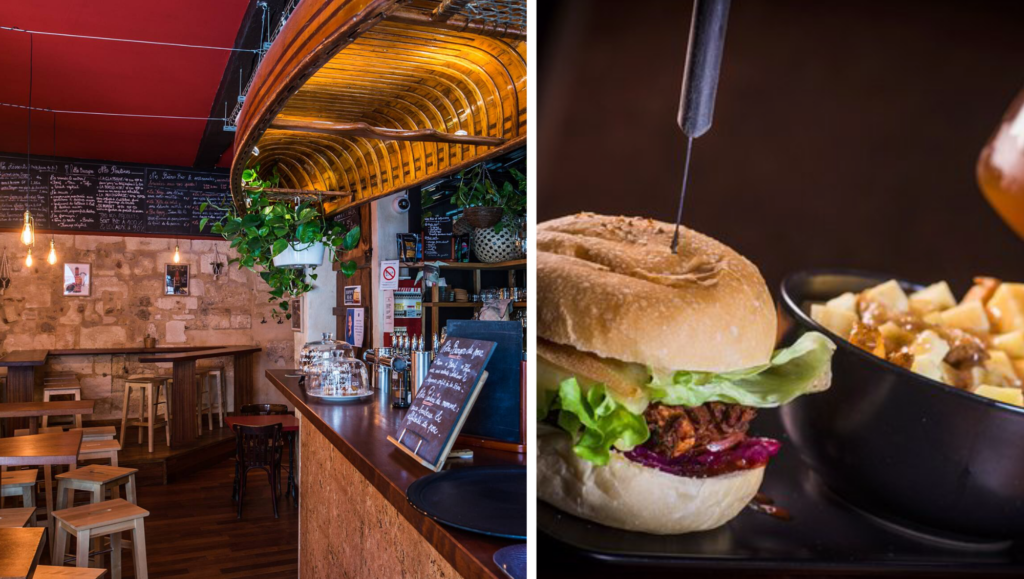 burger : notre top 10 à Bordeaux : au nouveau monde