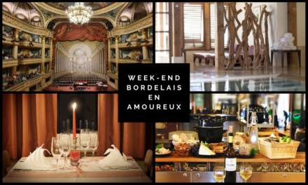 Saint-Valentin : week-end bordelais en amoureux