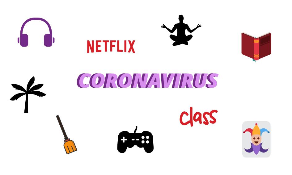 Coronavirus : comment s'occuper utilement chez soi ?