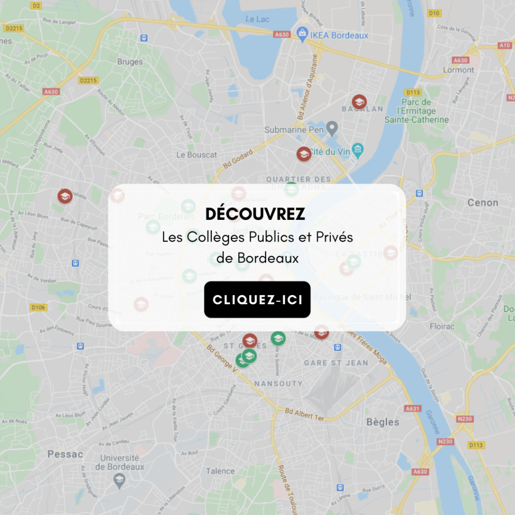 Les Collèges de Bordeaux