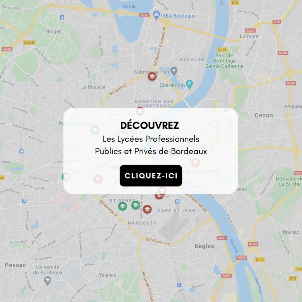 Les Lycées Professionnels de Bordeaux