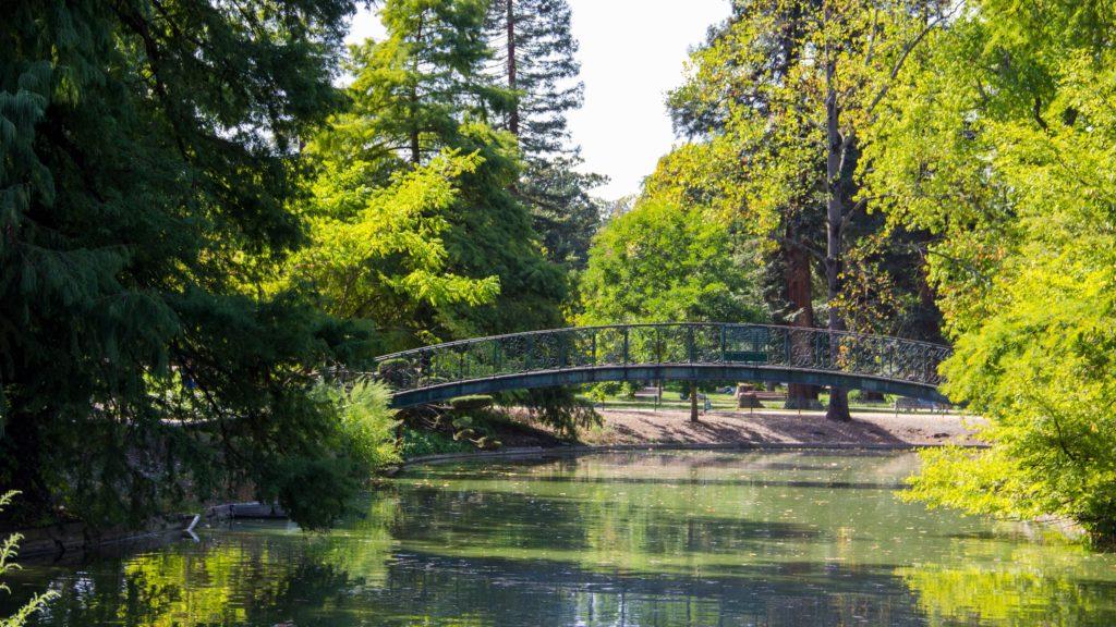 Jardin public Bordeaux Sympa