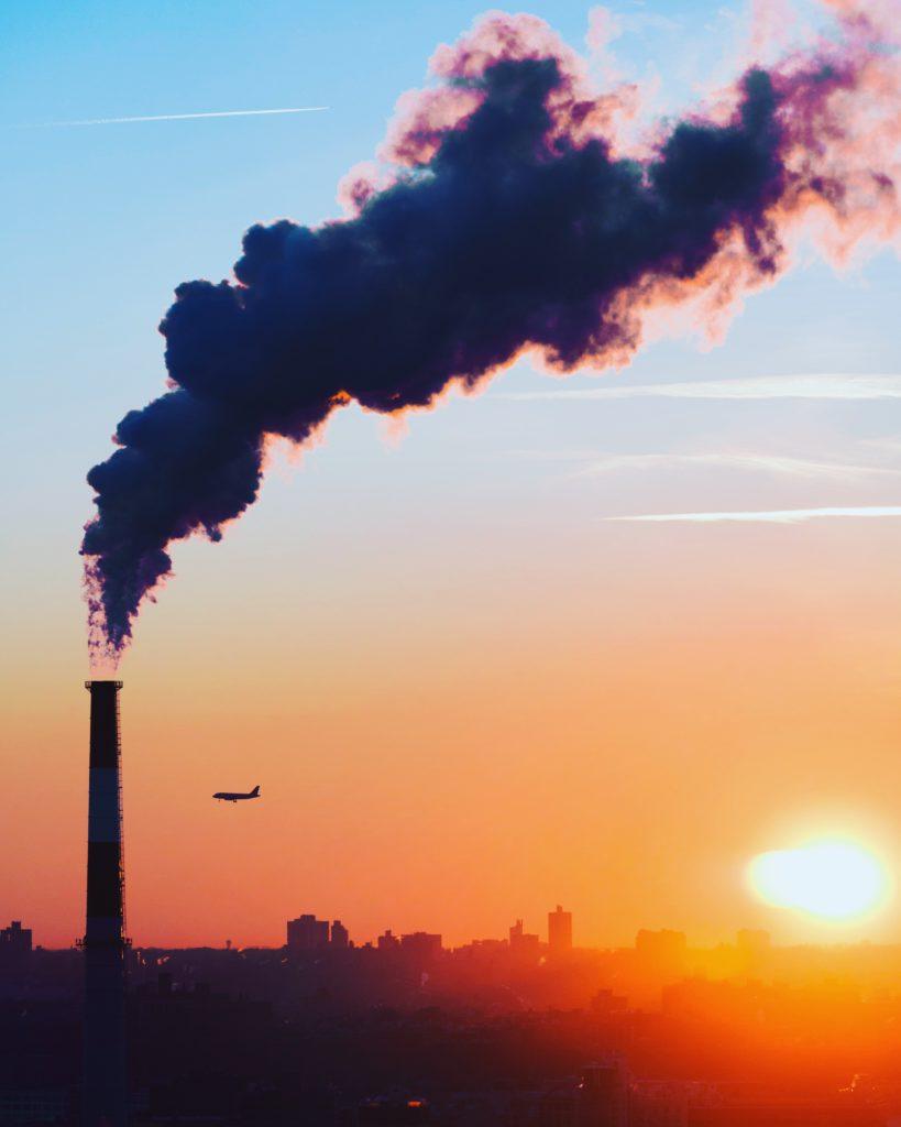 Pollution industrie textile