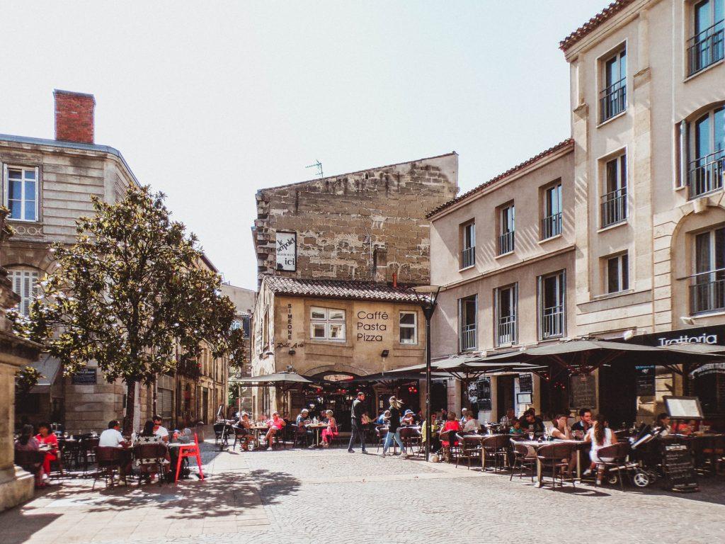 Bordeaux restaurants