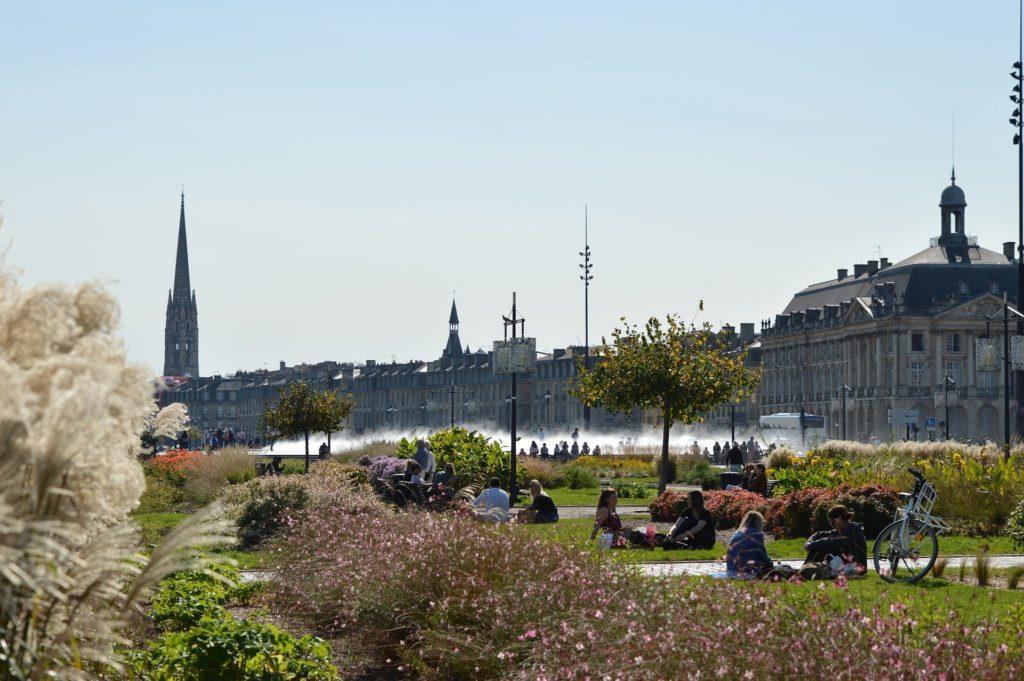 Bordeaux quais