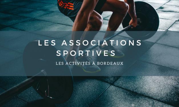 Les associations sportives de Bordeaux pour la rentrée 2021.